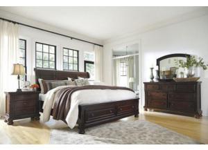 Image for Porter Queen Bed, Dresser, Mirror, Night Stand