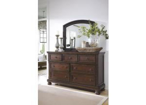 Image for Porter Dresser and Mirror