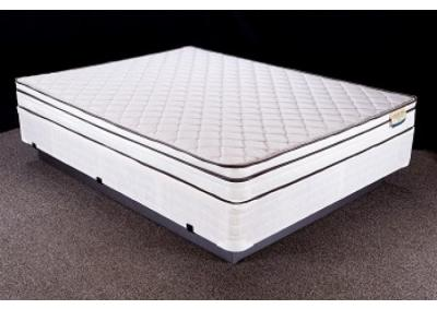 Image for Aquarius Full Size Mattress with Foundation