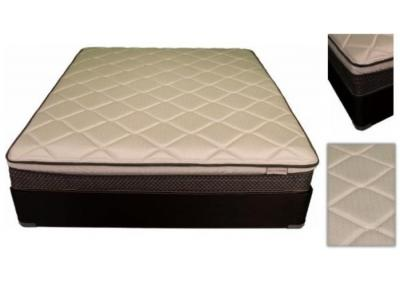 Image for Aberdeen Eurotop Queen Size Mattress
