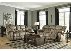 Image for Jodoca Driftwood Reclining Living Room Set