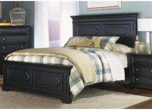 Image for 917 Carrington II Queen Panel Bed