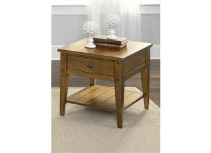 Image for 110 Lake House End Table