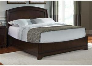 Image for 505 Avalon Queen Platform Bed