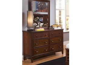 Image for 628 Chelsea Square Double Dresser