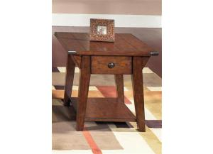 Image for 121 Cabin Fever Drawer End Table