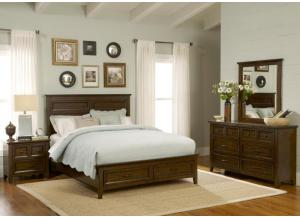 Image for 461 Laurel Creek Queen Panel Bed