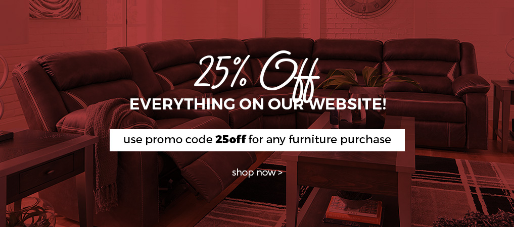 25% off everything with promo code 25off