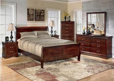 Image for 10 PC Bedroom Package w/Mattress - $1099