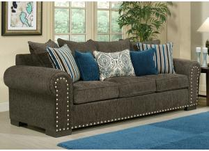 Image for Razor Sofa in Charcoal