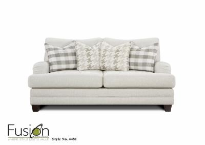 Image for Basic Wool Loveseat w/Revolution Fabric