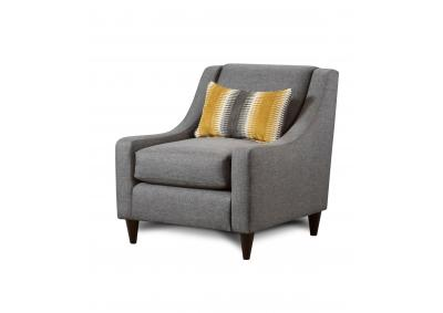 Image for Maxwell Gray Chair