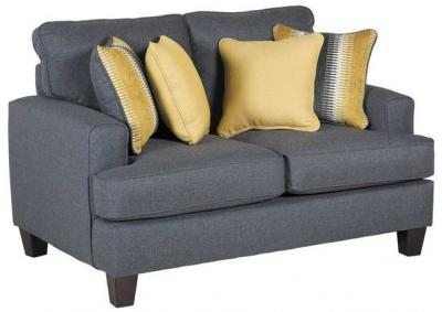 Image for Maxwell Gray Loveseat