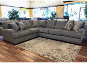 "Image for Derby Sable Large ""L"" Sectional Left Tux"