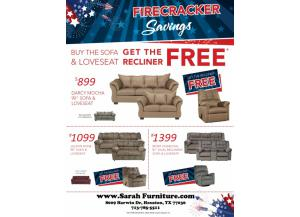 Image for Free Recliner Living Room Sale $1399