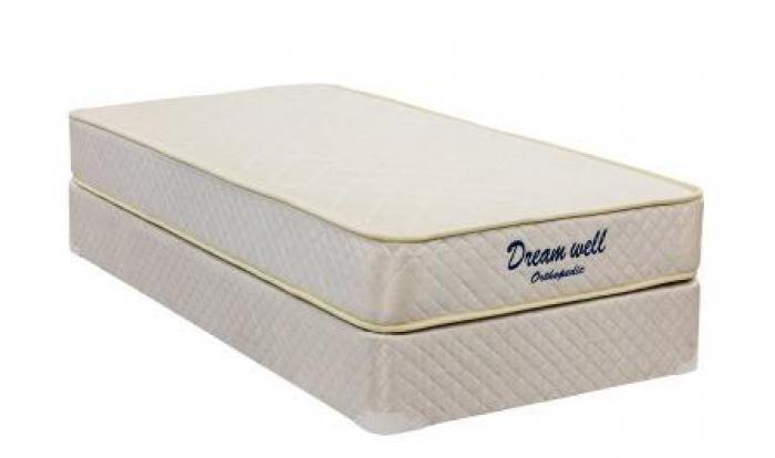 NJDI UF000 PROMO Full Size Mattress,Dream Well Bedding