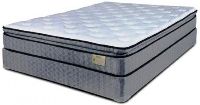 Steel Fleece Full Mattress and Foundation,Englander Mattress