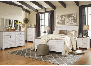 Image for Willowton 5PC Bedroom Package