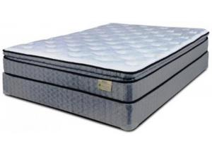 Image for Steel Fleece Twin Mattress & Foundation