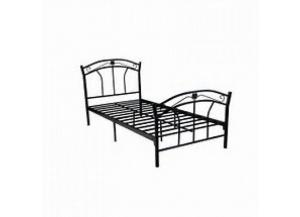 Image for Hodedah Metal Twin Bed
