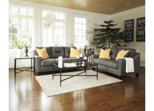 Image for Forsan Nuvella Sofa & Loveseat