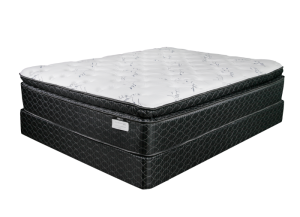 Image for ELLIS Ultra Plush Queen Mattress & Foundation