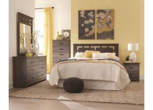 Image for Neenah 4 PC Bedroom Group