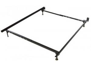 Image for Twin & Full Size Adjustable Bed Frame