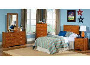 Image for Tanner Youth Twin Panel Headboard