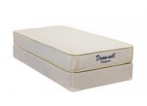Image for NJDI UF000 PROMO Queen Mattress & Foundation