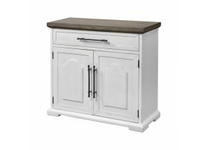 Image for Locksmith 2-Door 1-Drawer Cabinet
