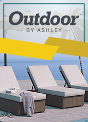 Outdoor by Ashley side ad