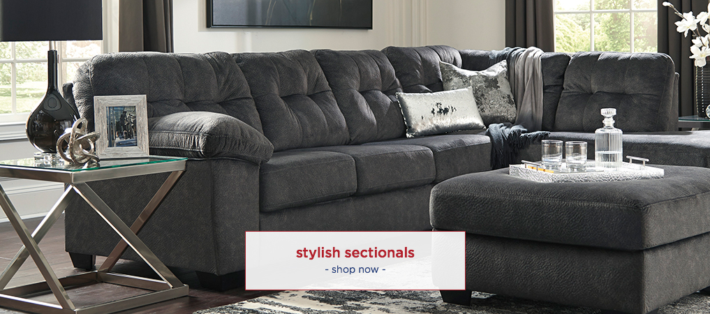 Stylish Sectionals