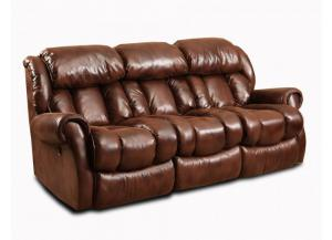 Image for HomeStretch Double Reclining Sofa