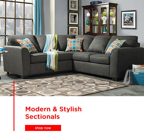 Modern Sectionals