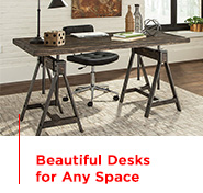 Beautiful Desks