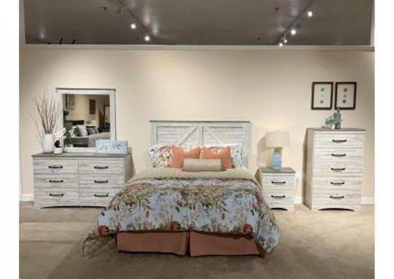 3 Pc. Bedroom Group,instore