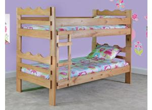 Twin Super Foam Bunk Mattress