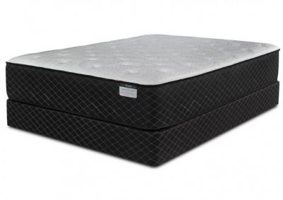 Image for Harlow Plush Queen Mattress w/Foundation