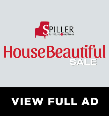 House Beautiful Sale - Now thru 10/28 - View Ad