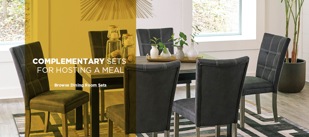 Browse Dining Room Sets