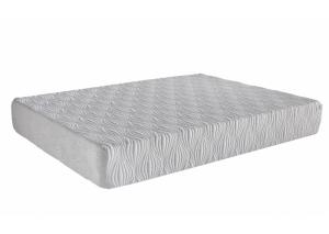 "Image for Visco 10"" Gel Memory Foam Extended Twin"
