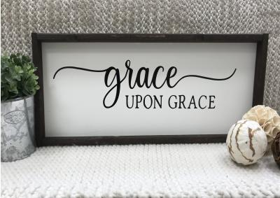 Image for Grace Upon Grace