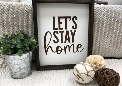 Image for Let's Stay Home
