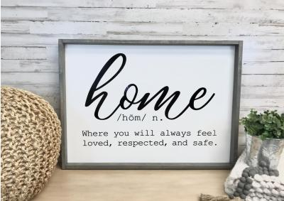Image for Home-Definition