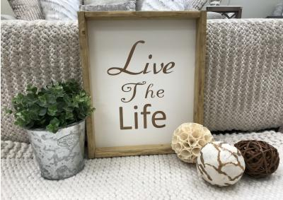 Image for Live the Life