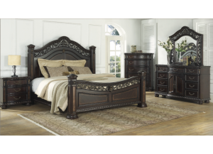 Image for MONTE CARLO DRESSER AND MIRROR