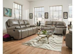 Image for RECLINING SOFA AND LOVESEAT