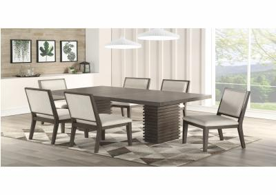 Image for Mila 7pc Dining Room Set