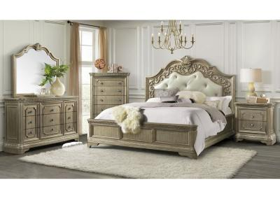 Image for Vincenza Queen bed